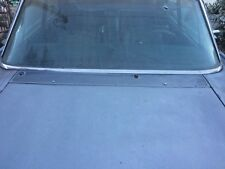 1964 1965 Lincoln Continental front windshield lower trim