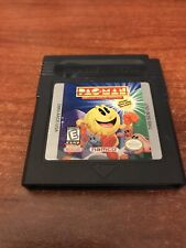 Pac-Man: Special Color Edition (Nintendo Game Boy Color, 1999) Working Game On