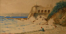 J. Niedzialkowski  Genova 1880 (polnischer Maler)