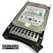 "IBM 146GB 2.5"" Hard Drive 42D0677 6gbps SAS internal 15K  42D0678 42D0681"