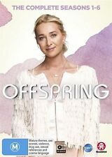 Offspring - Season 1 - 6 Box Set NEW R4 DVD