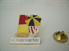 Pin's Pin Pins Badge Parfum Perfume BIC NU / BIC NUDE TOP !