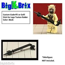 GAFFI Stick Custom Star Wars TUSKEN RAIDER LEGO Minifigure *Buy More 1 Ship Cost