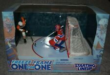 FLYERS ERIC LINDROS/CANADIENS ANDY MOOG NHL HOCKEY STARTING LINEUP 1998 SERIES