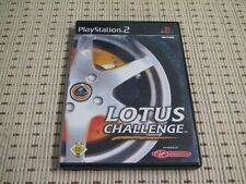 Lotus Challenge para PlayStation 2 ps2 PS 2 * embalaje original *