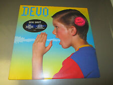 1984 DEVO – Shout LP Warner Bros 1-25097 PROMO w/ Insert NM/EX