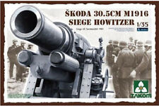 Takom No.2011 1/35 SKODA 30.5CM M1916 SIEGE HOWITZER