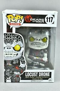 Funko Pop Gears of War Locust Drone 117