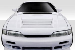 95-96 Fits Nissan 240SX D-Spec Duraflex Body Kit- Hood!!! 114099