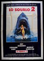 M175 Manifesto 4F Lo Hai 2 The Jaws The Shark Lothringen Gary Scheider