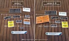 BMW R90S R90 90S 1974 1975 1976 1977 stickers decals stickers adesivi aufkleber