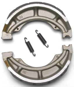 EBC - 602G - Grooved Organic Brake Shoes