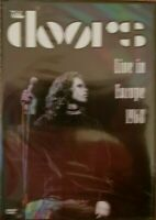 The Doors - Live in Europe 1968 (DVD, 1998, NTSC) *BRAND NEW FACTORY SEALED*