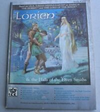 LORD OF THE RINGS 1986 LORIEN & THE HALLS OF THE ELVIN SMITHS 1st RPG #3200 ICE