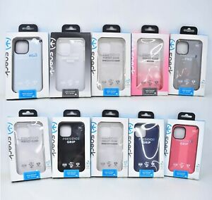 """Speck Presidio2 Grip Clear Ombre Pro Amor Could Case for iPhone 12 / 12 Pro 6.1"""""""