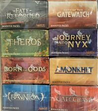 MTG Magic SEALED Booster Boxes - Choose Your Own
