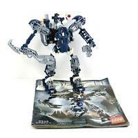 LEGO Bionicle Krekka Set 8623 Complete with Instructions No Box