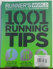 Runner's World UK 1001 Running Tips FREE SHIPPING CB