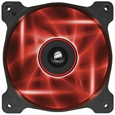 Corsair Air Series AF120-LED 120mm Quiet Edition High Airflow LED Fan - Red