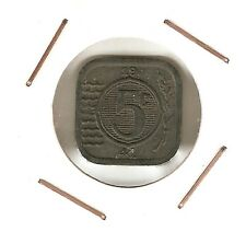 Neherlands: 5 Cents 1941 XF