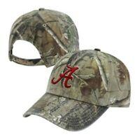 University of Alabama hat Realtree Camo Adjustable '47 Brand Cap Camouflage new