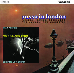 William Russo & Kenny Baker Russo in London & Blowing Up a Storm