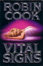 Vital Signs by Robin Cook (1991, Hardcover) 0399135758