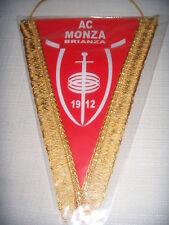 GAGLIARDETTO UFFICIALE CALCIO A.C. MONZA BRIANZA 1912 FORMATO MEDIO
