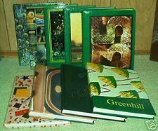 Greenhill School Yearbook Dallas, Texas 1981 THRU 1989