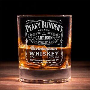 Garrison Birmingham Whiskey Peaky Blinders Inspired Tumbler