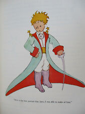 The Little Prince Classic Literature in English Illustrated Le Petit Prince 1943