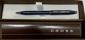 Cross Century II Juniper Blue Ballpoint Pen