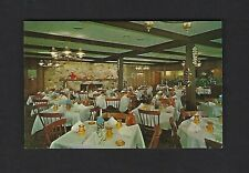 Vintage 1960's Southern Kitchen Magnolia Room Restaurant Dallas Texas Unused