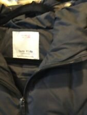 Zara Kids Water Repellent Zip Down Puffer Jacket Size 11/12