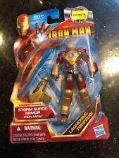 Iron Man The Armored Avenger Figure Concept Series Storm Surge Armor Iron Man