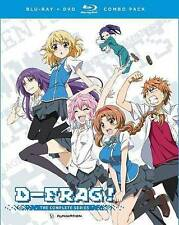 D-Frag!: The Complete Series (Blu-ray/DVD, 2015, 4-Disc Set)