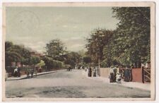 Ilford, Cranbrook Road Essex 1905 Postcard, B687