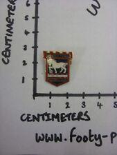80/90/2000's Ipswich Town-spilla pin sul retro, di solito standard su metallo/Acrilico B