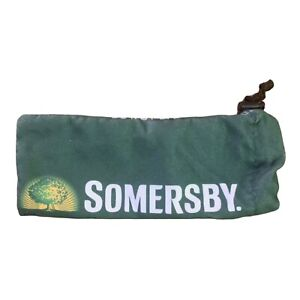 Somersby Branded Cloth Sunglasses (Glasses) Bag / Pouch - Alcohol Merchandise