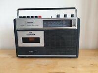 Ferguson Radio Cassette Recorder Model 3270 3-band vintage