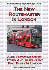 The New Routemaster In London Plus Other Hybrid & Alternative Fuel Buses DVD