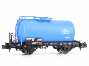 MU N-G40007 - Güterwagen Tankwagen Uerdingen Dollbergen Epoche IV - Spur N - NEU