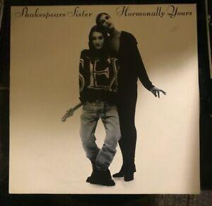 Shakespears Sister  Hormonally Yours Original Vinyl LP - 1992 - First Pressing
