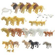 Playmobil Tiere Raubkatzen Großkatzen Zoo Tierpark Zirkus