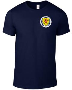SCOTLAND NATIONAL FOOTBALL TEAM T-SHIRT EURO 2020 LONG SLEEVE HOODIE SIZES S-5XL
