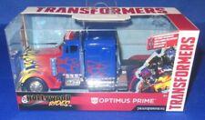 Hollywood Rides Transformers Optimus Prime Moulage sous Pression Métaux 1:3 4
