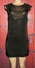 KARDASHIAN KOLLECTION WOMEN'S BLACK SEXY DRESS SIZE XS