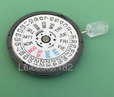 New Seiko Hattori NH36 Automatic Watch Movement & Stem - Hacking & Hand Winding
