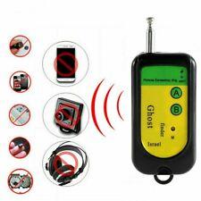 Wireless Signal Detector Anti Spy Mini Camera RF Ghost Sensor 100-2400MHz GSM