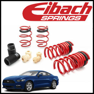 Eibach Sportline Performance Lowering Springs fit 2015-17 Ford Mustang Coupe V6